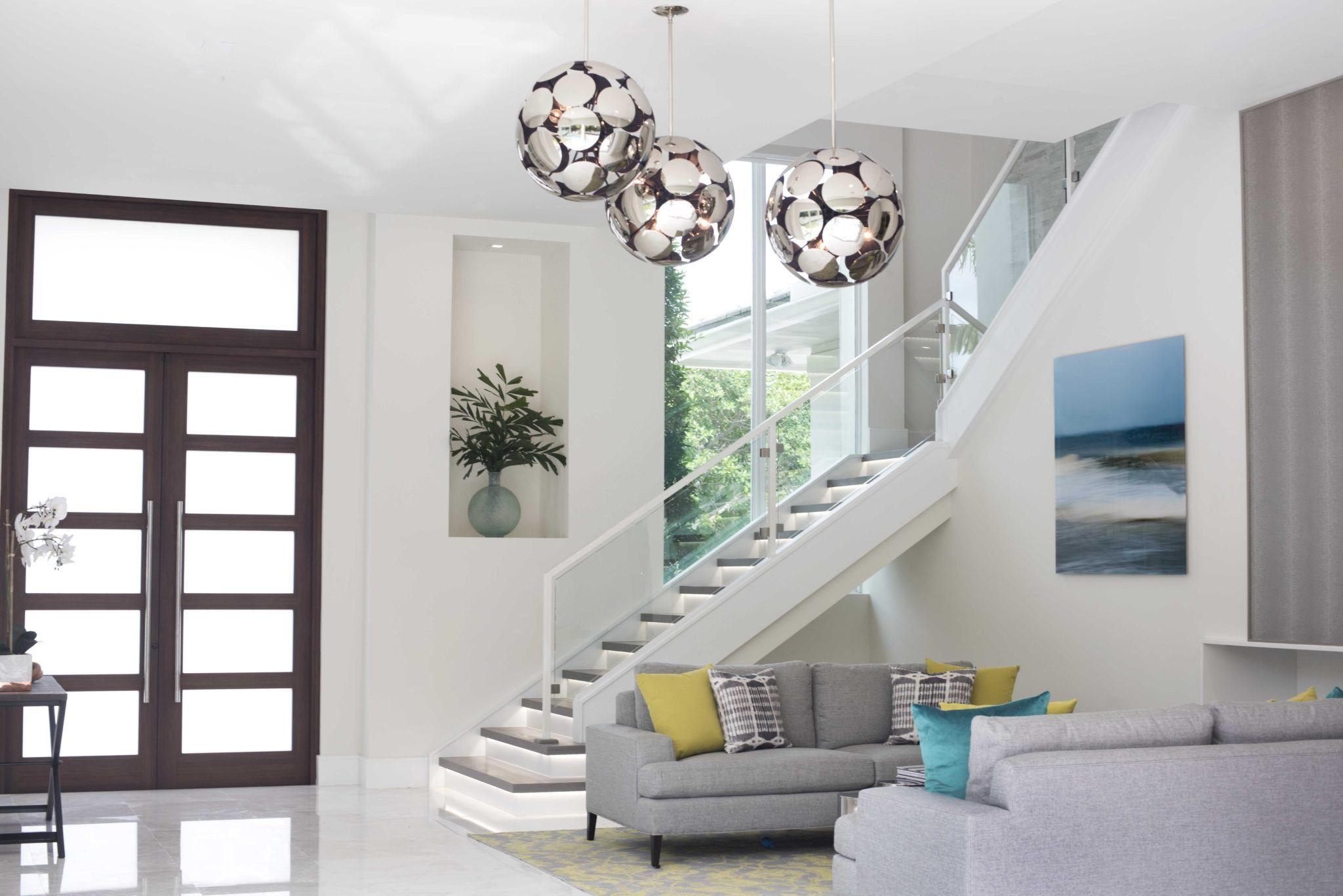 Drama And Comfort Seagate Contemporary Florida Interior Design Beach Interior Design Contemporary Interior Design