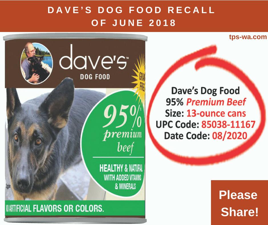 Pin By Antigone Killingstad On Pet Products Dog Food Recall Pet