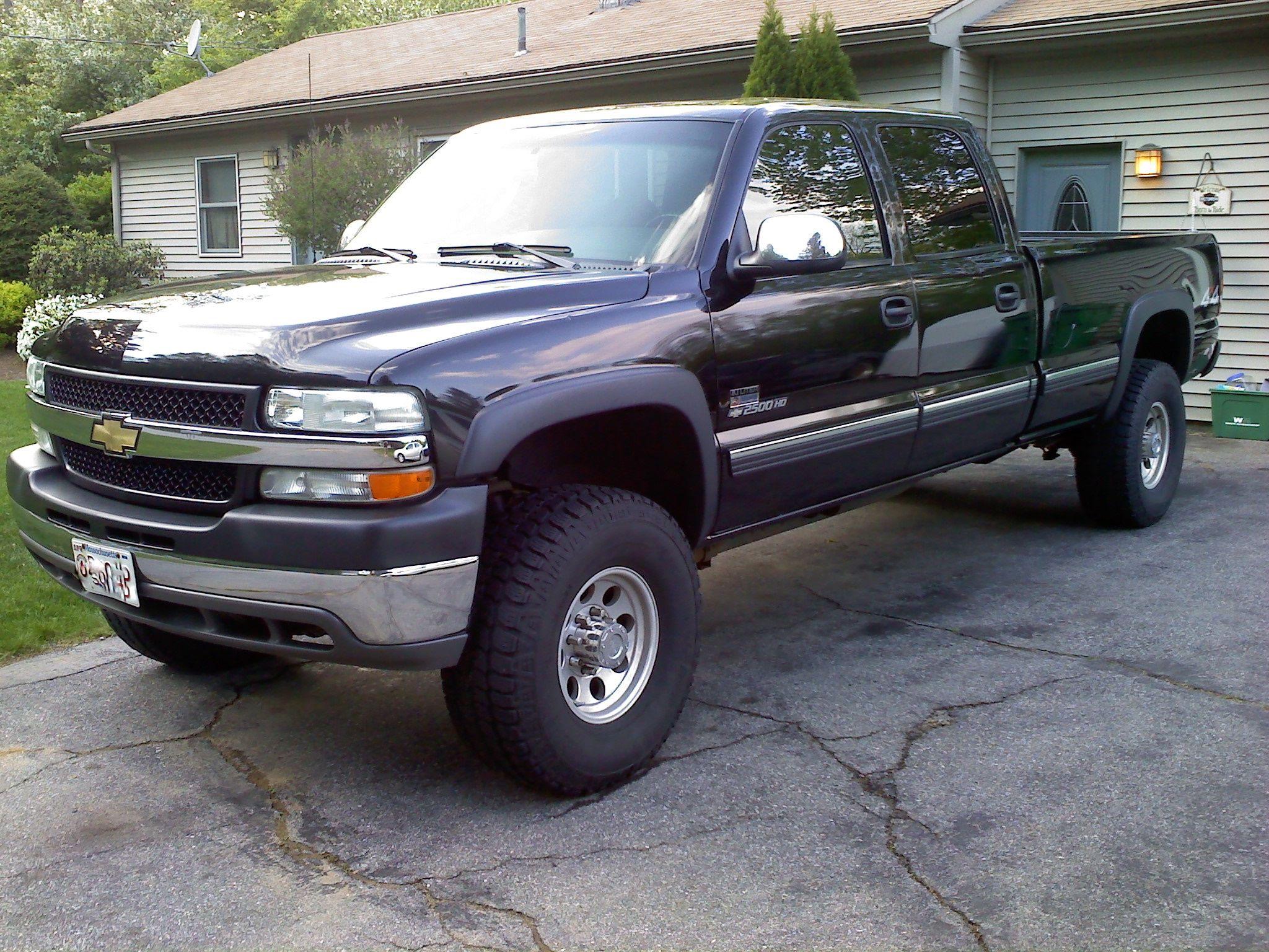 2002 Chevy Silverado 81L W Allison 5 Speed 35 Tires