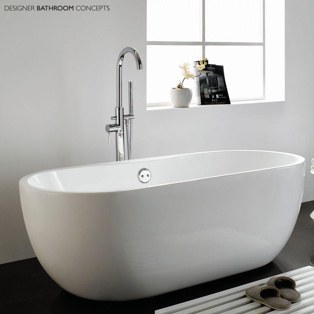 Venice Designer Freestanding Baths   Freestanding bath, Bath and ...
