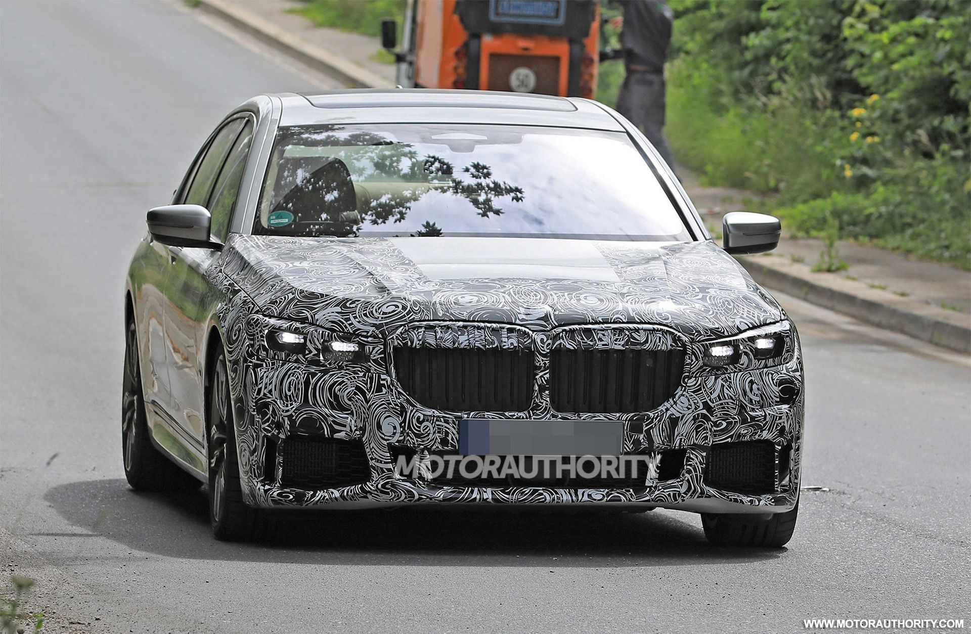 2021 Bmw 7 Series Lci Performance And New In 2020 With Images