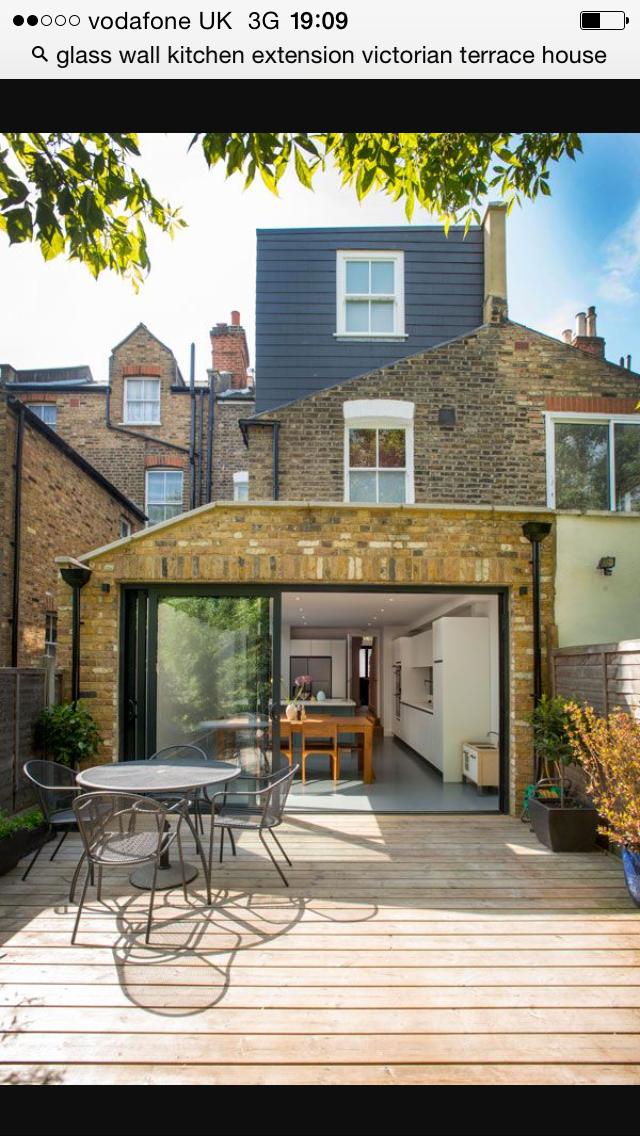 Pin By Mathilda Durkin On D2 Dormer Loft Conversion Terrace House House Extensions