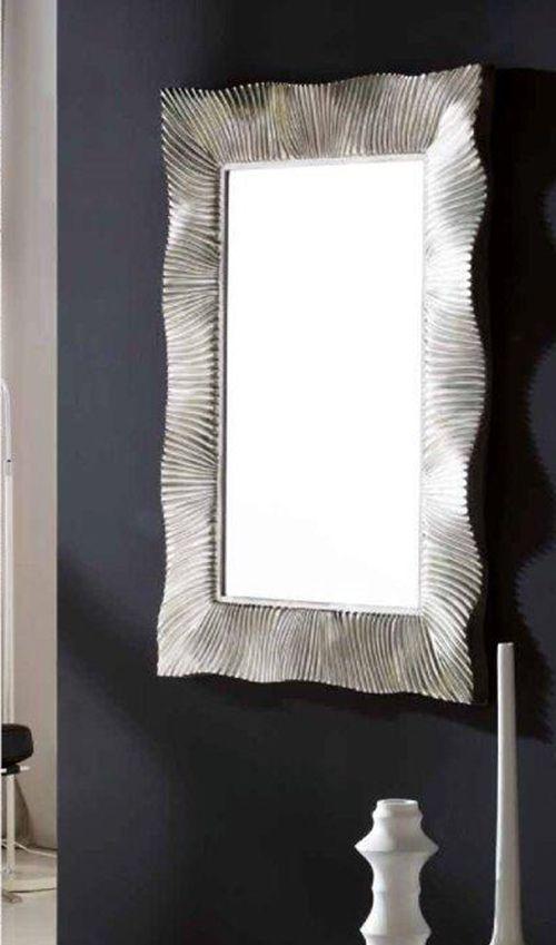 espejos espejo moderno plata
