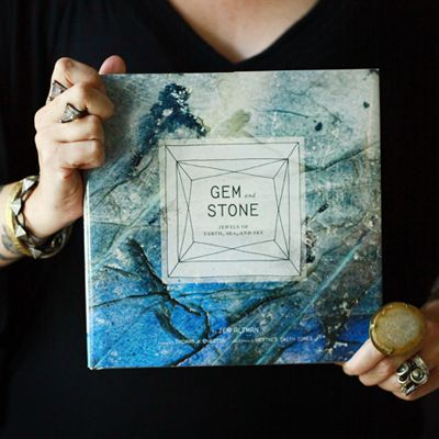 gem and stone: jewels of earth, sea and sky by jen altman
