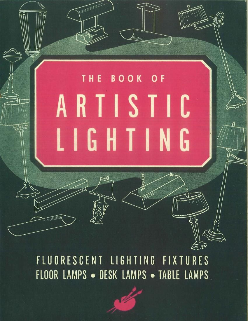 the book of artistic lighting artistic lamp and shade works free