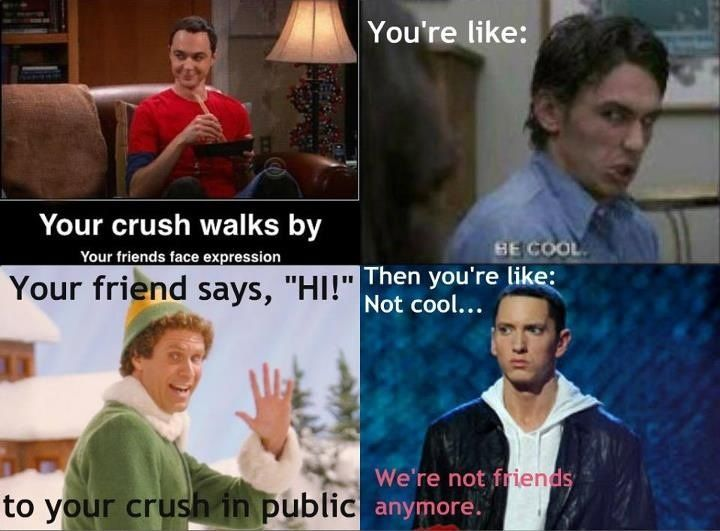 Funny Memes For Crush : Pin by jessica on funny awkward moments and awkward
