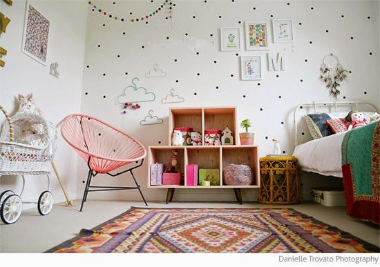 the boo and the boy eclectic kids\u0027 rooms Kid\u0027s Room Pinterest