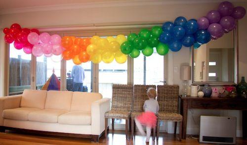 rainbow party ideas Party ideas Pinterest