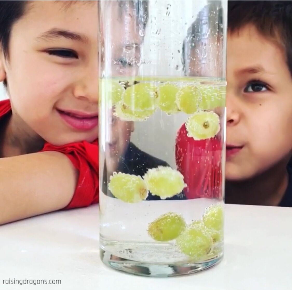Dancing G S Science Experiment Ages 3 Raising