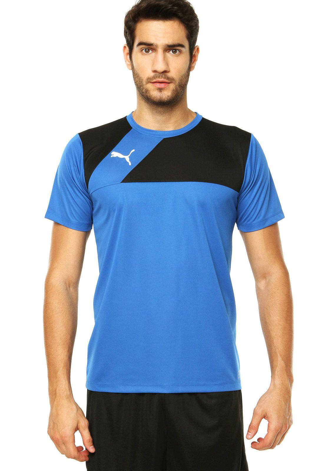 9ffd38d1e Camiseta Puma Entry Training Jersey Modelo Masuclina - Manga Curta  Especificação: Conheça a Camisa Puma Entry Training – Masculina!