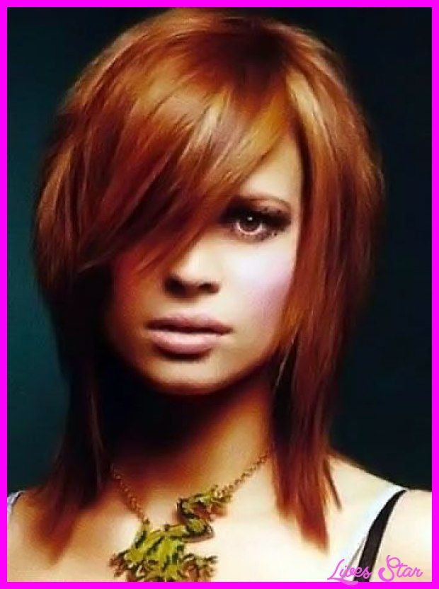 Nice Shoulder Length Trendy Haircuts Lives Star Pinterest