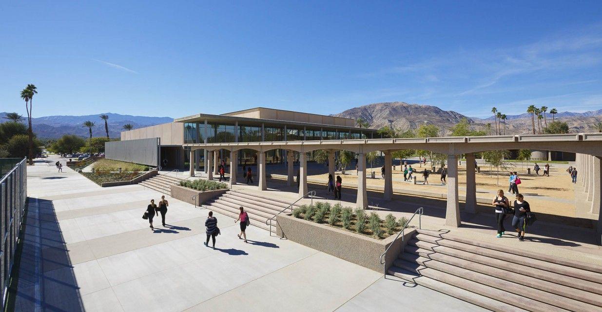 College of the Desert Athletics Complex Service design