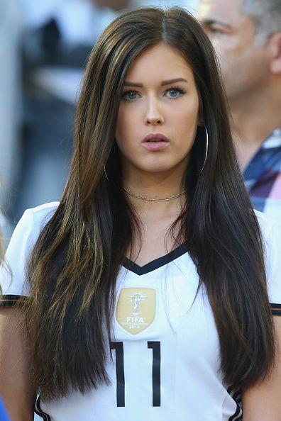 Name please. amateur brunette german