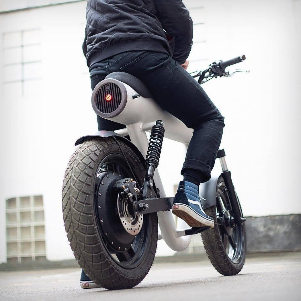 A Chassis Like No Other Yanko Design Electric Motorcycle