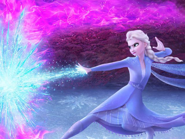Elsa In Frozen 2 Wallpaper, HD Movies 4K Wallpapers, Images, Photos and Background - Wallpapers Den