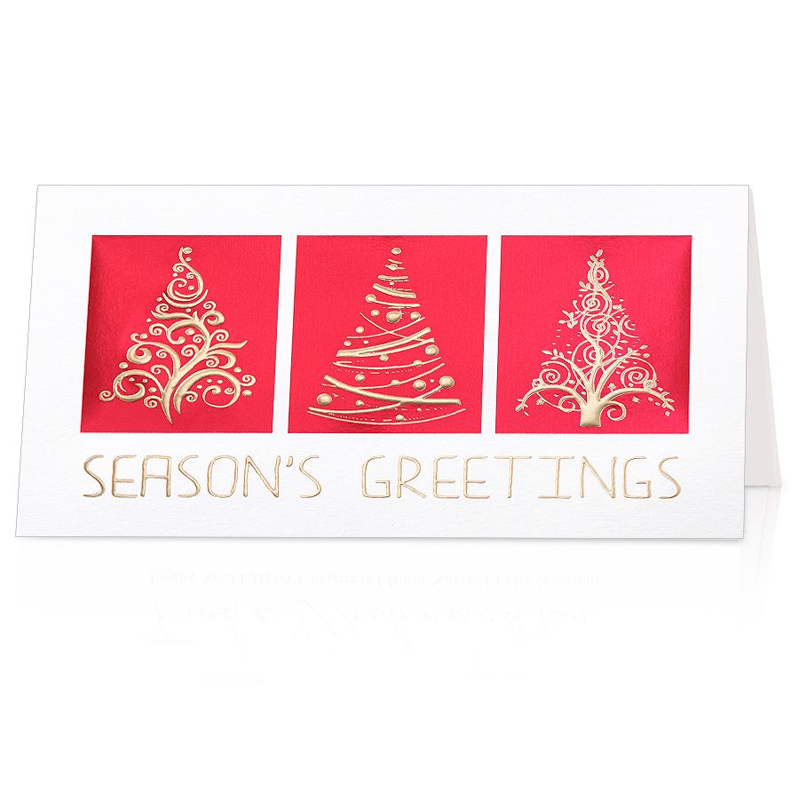 edle weihnachtskarte mit schimmernder gold. Black Bedroom Furniture Sets. Home Design Ideas