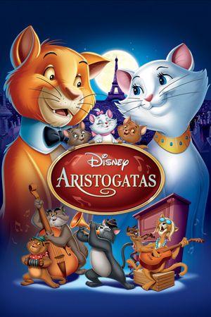 Os Aristogatas Filmes Da Disney Animacao Da Disney Aristogatas