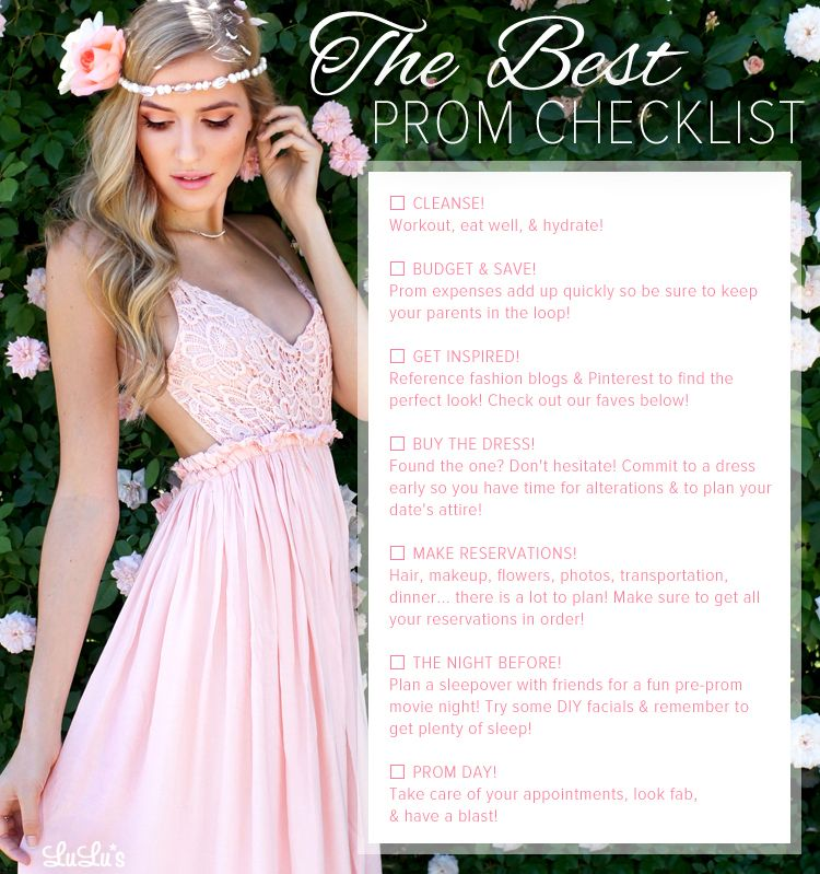 The Best Prom Checklist prom diy organizing prom dresses prom day prom ideas  organzation promsThe Best Prom Checklist prom diy organizing prom dresses prom day  . Fun Day Date Ideas For Prom. Home Design Ideas