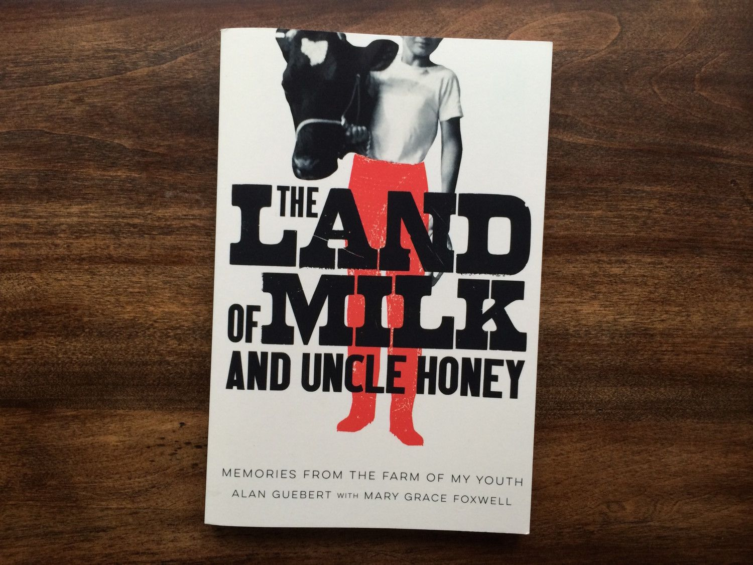 Story in Review: The Land of Milk and Uncle Honey by Guebert and Foxwell | Inkwells & Images