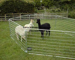 Portable Alpaca Yards Alpaca Pen Alpaca Cages Alpaca Panel