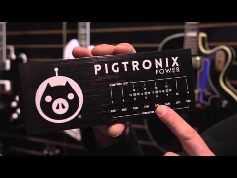Pigtronix Power – ein Netzteil, das keine Wünsche offen lässt?   gearnews.de