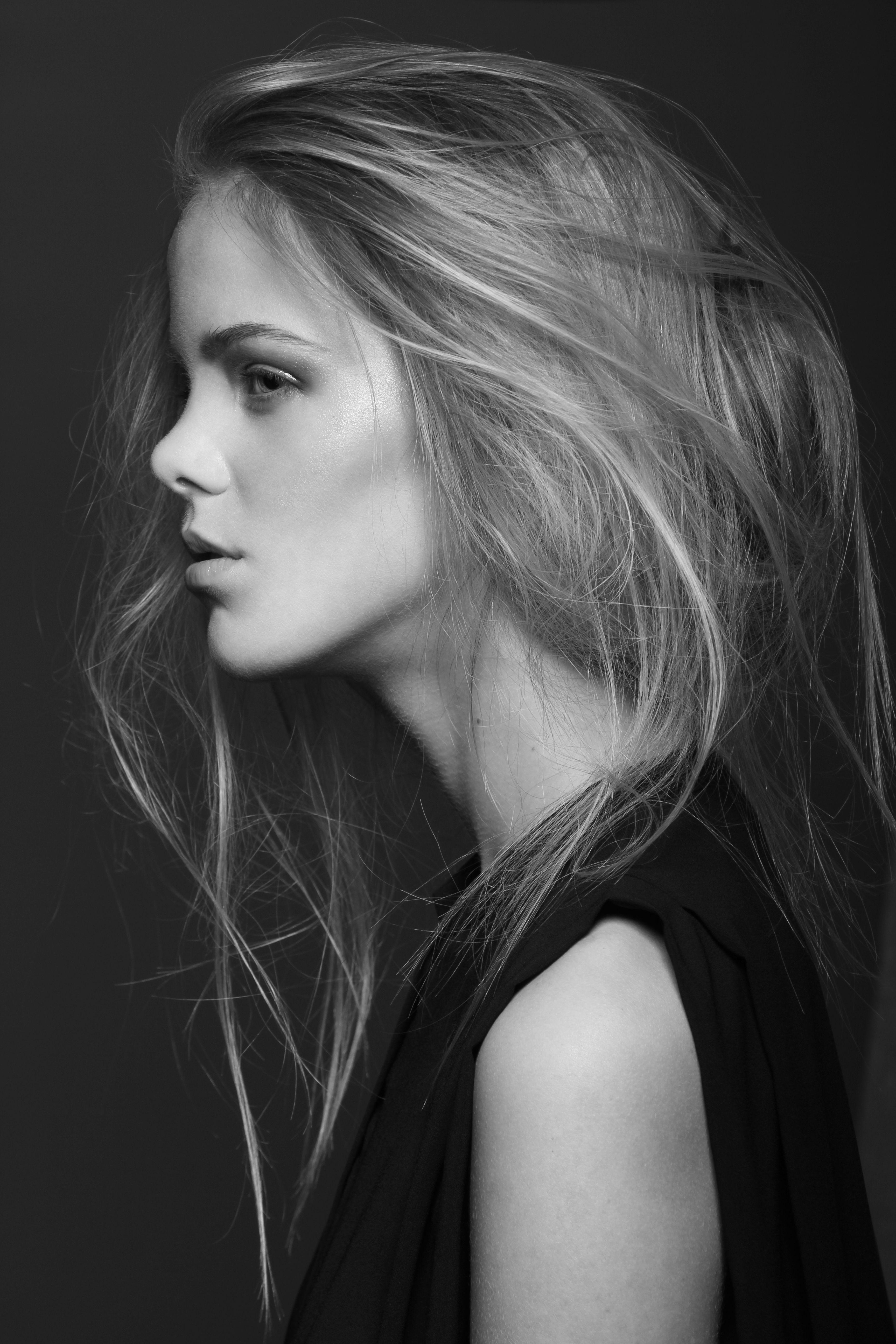 Photographer: Peter Kalb,  MUAH: Manou.mua,  Model: Sanne, BM Model Management