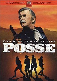 Posse Videocover Jpeg Filmes De Faroeste Kirk Douglas Filme