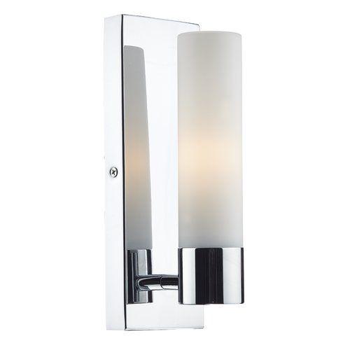 Metro Lane Trawalla 1 Light Armed Sconce Wall Light With Switch Bathroom Wall Lights Wall Lights
