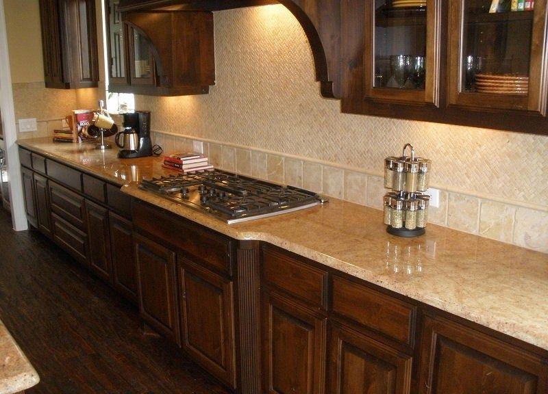 10 Outstanding Examples Of Granite Kitchen Countertops Ideas