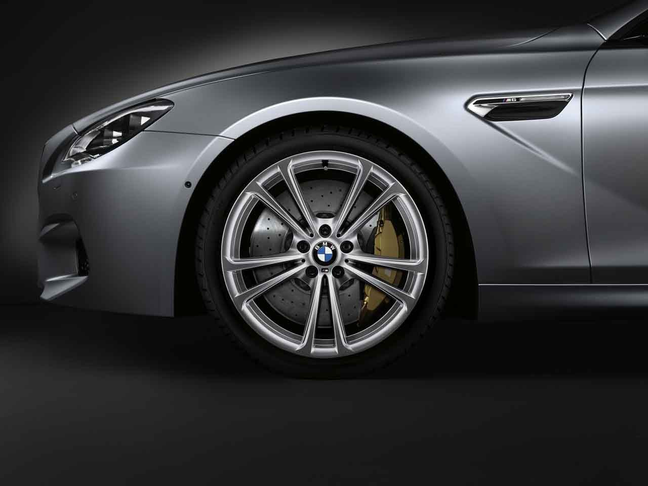 BMW M6 Grand Coupé, Winter complete wheel sets 19'', Double-spoke 409M