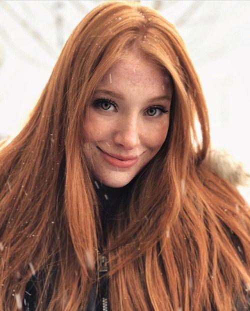 Simply Beautiful Belle rousse, Beaux cheveux roux et