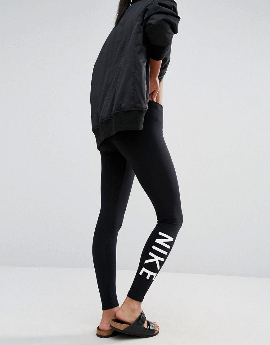 Image 2 - Nike - Legging avec logo