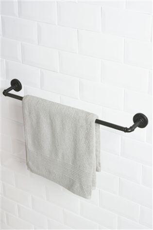 Hudson Towel Rail | Badkamer | Pinterest