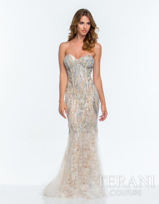 Terani Pageant 151GL0426 Terani Pageant Collection Omnibus Fashions ...