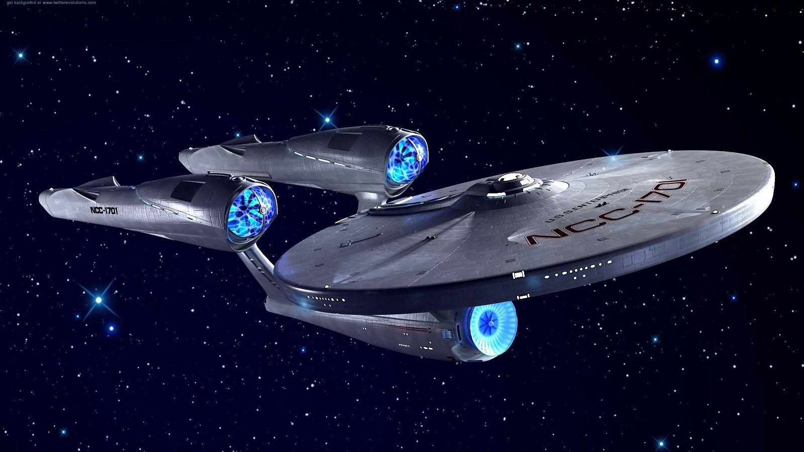 Star Trek Enterprise 3d Max 3d Model Star Trek Enterprise