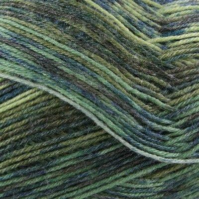Lang Jawoll Bambus Aktion Hand painted yarn, Knitting