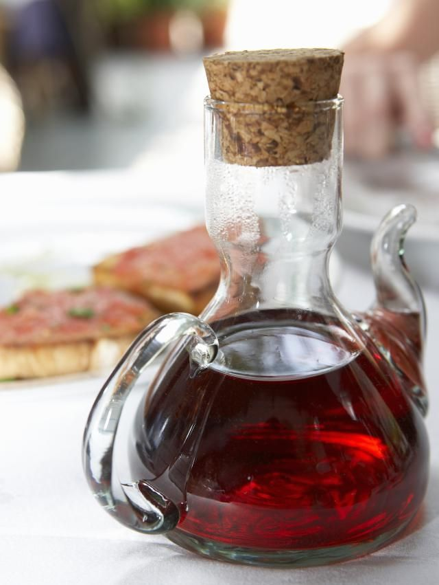 DIY Wine Vinegar: Red Wine Vinegar