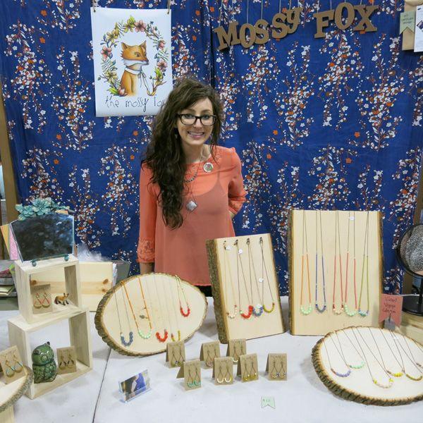 Austin Summer 2013 Renegade Craft Fair Display Ideas Design