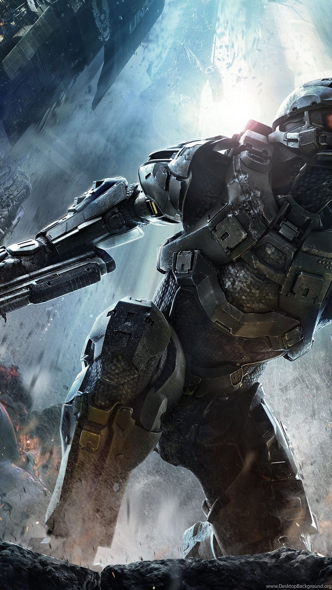 Halo 4k Ultra Hd Wallpapers Free Hd Wallpapers Download Halo 4k Ultra Wallpapers Iphone B In 2020 Background Pictures Master Chief Free Android Wallpaper