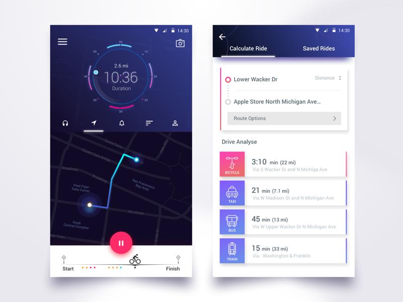 Transport App