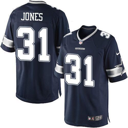 $24.99 Nike Limited Byron Jones Navy Blue Youth Jersey - Dallas ...