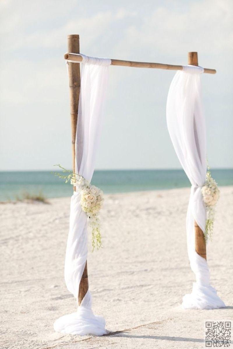 5 Simple Beach Arch