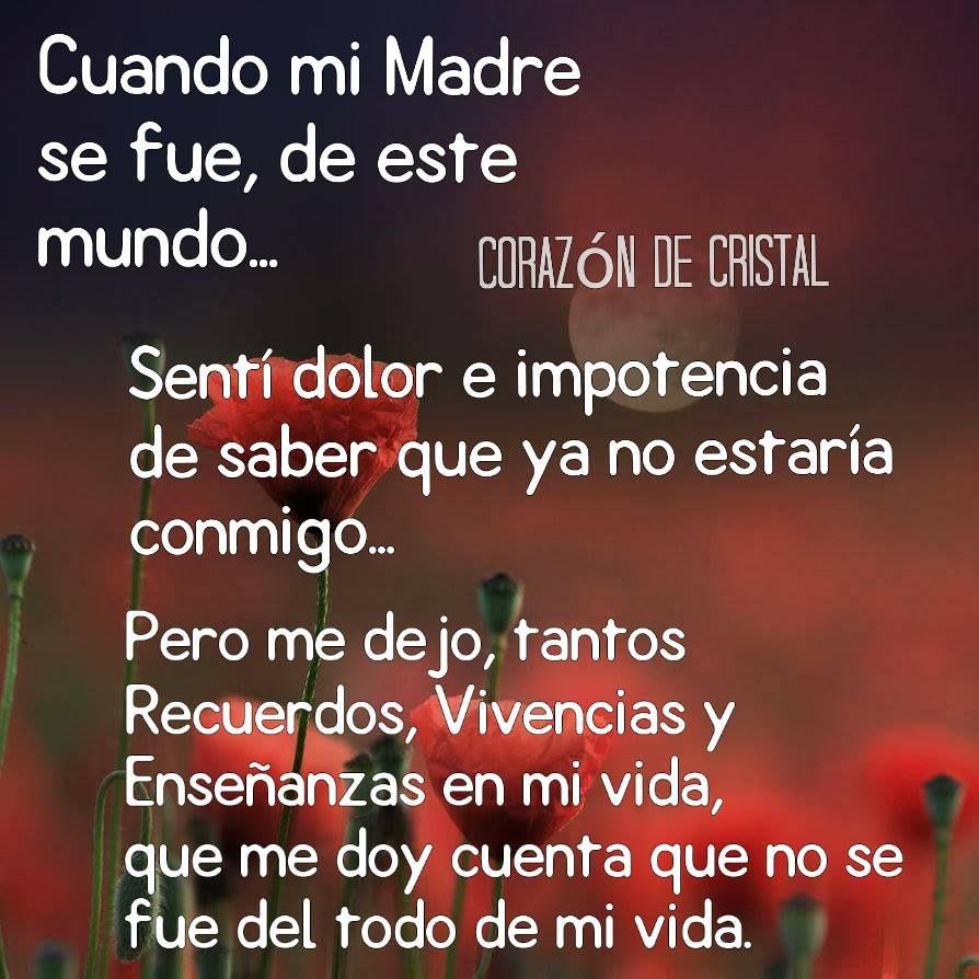 Aniversario De Fallecimiento Frases Para Madres Fallecidas Pensamientos Para Mamá Frases De Consuelo