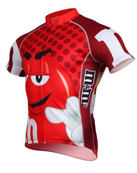 men cycling jersey pro team maillot ciclismo ropa yellow red blue mtb bike  jersey cycling clothing cartoon funny jersey a210e5cea