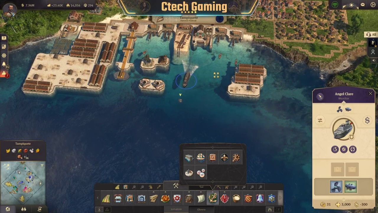 Anno 1800 Multiplayer first gameplay Ep 44 in 2020 Gameplay