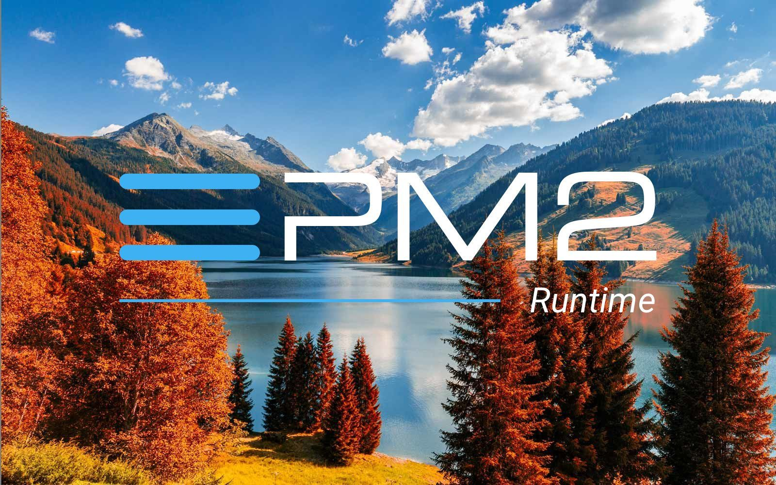 PM2 Runtime 3 2 release: Exponential Backoff restart delay version