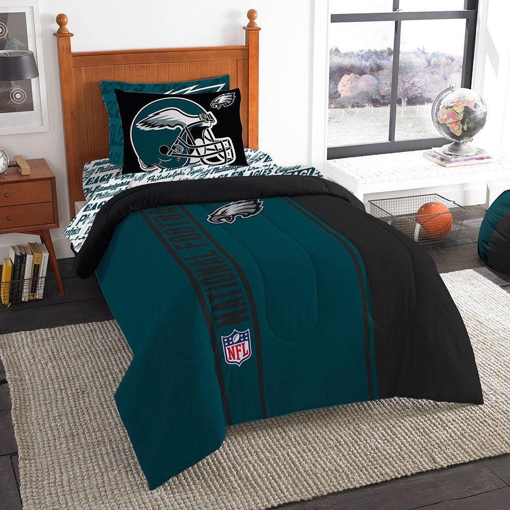 Philadelphia Eagles NFL Team Bed in a Bag (Twin)