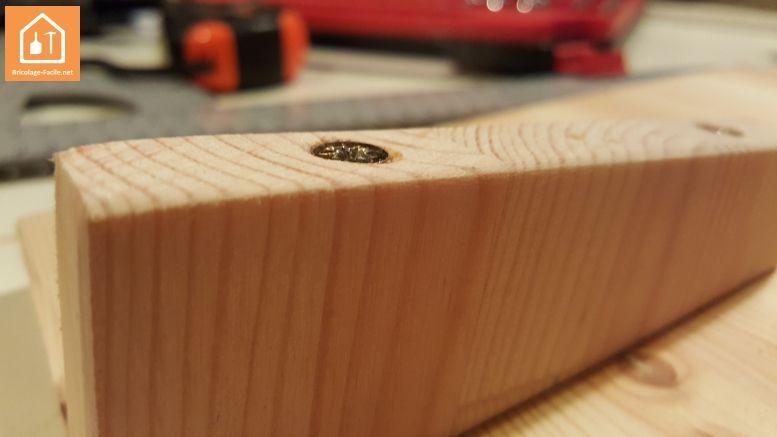 Lors de réalisations en bois, il arrive souvent que l\'on doive ...