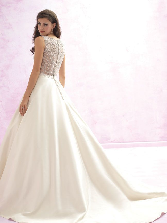 Vintage Style Bridal Gowns