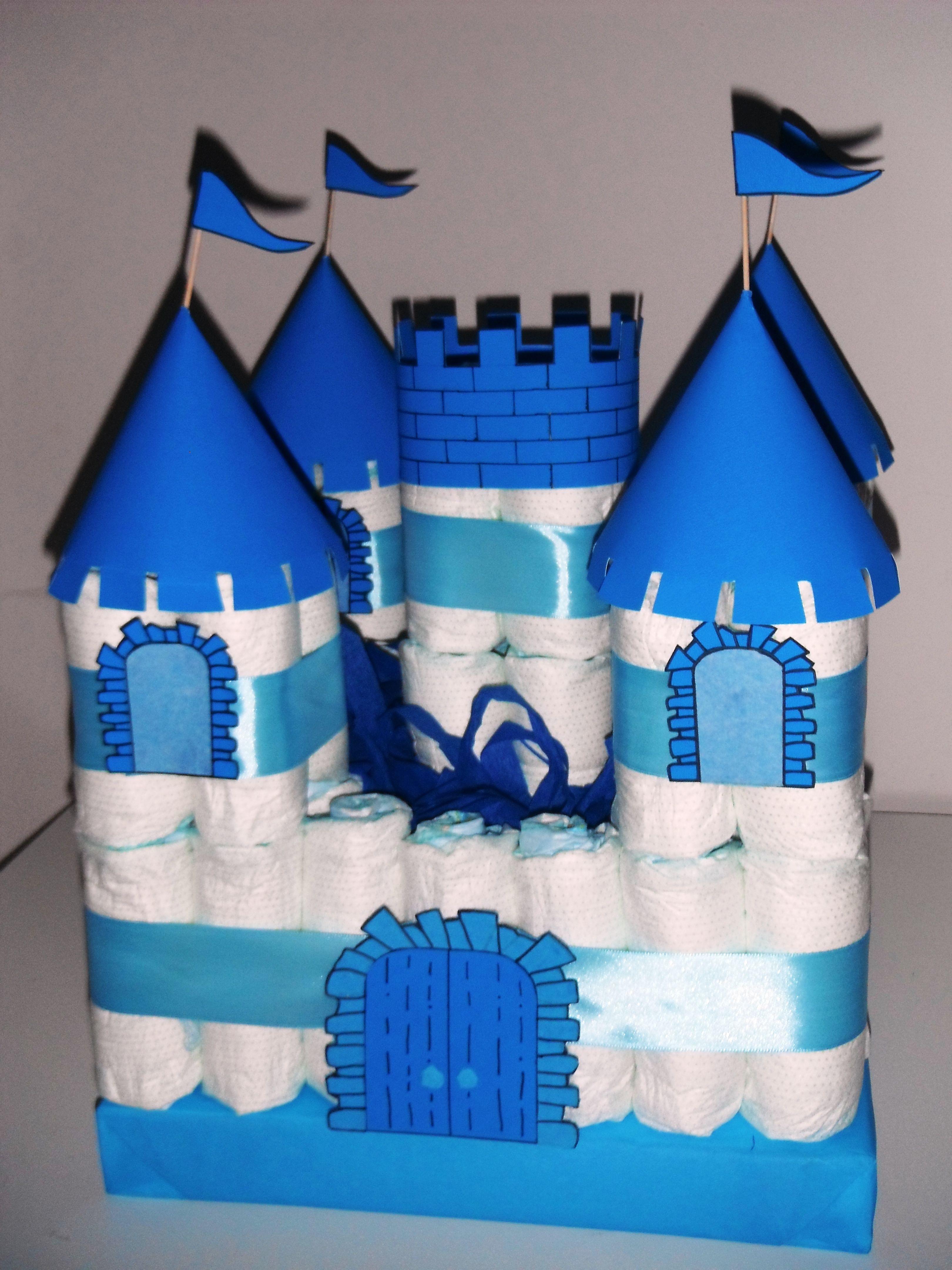 Castillo De Panales Con Torre Castillo De Panales Pastelillos